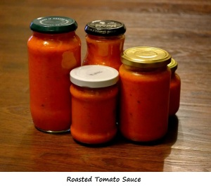 Day 3 Project - Roasted Tomato Sauce